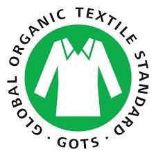 Organic clothing GOTS