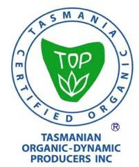 Organic logos TOP