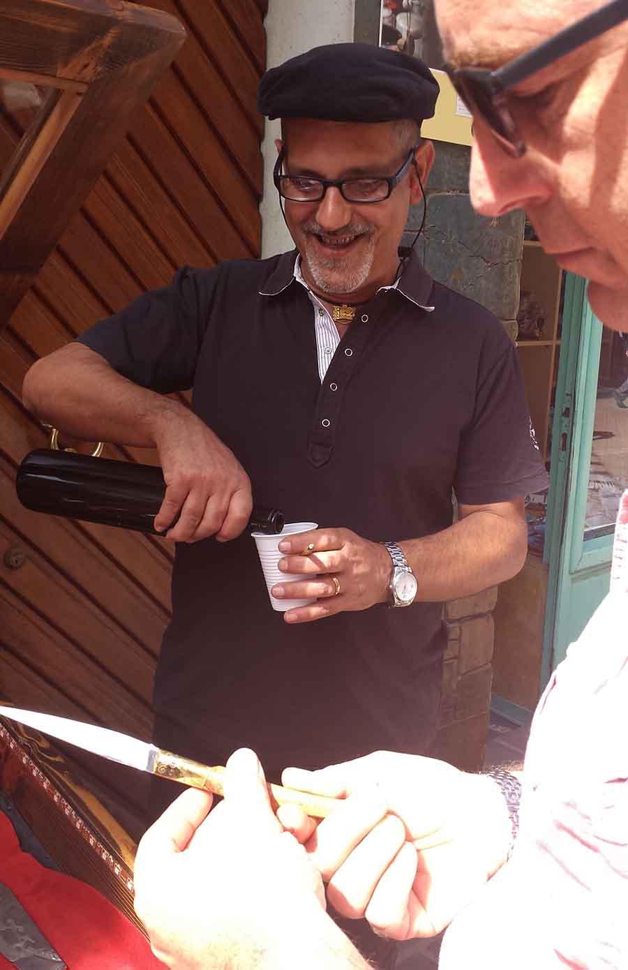 Sardinian artisans